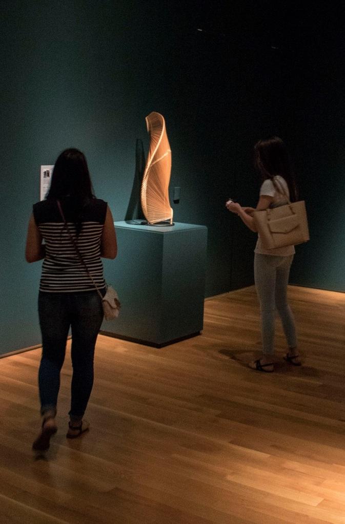 Asia Society, Houston, LEAP Center, SHSU, Bamboo Art
