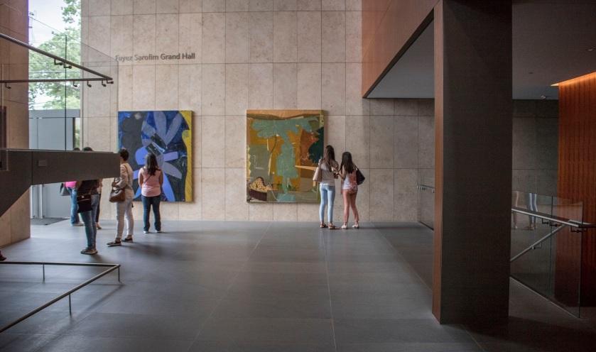 SHSU, Asia Society, Houston, Art, LEAP Center, Sangram Majumdar