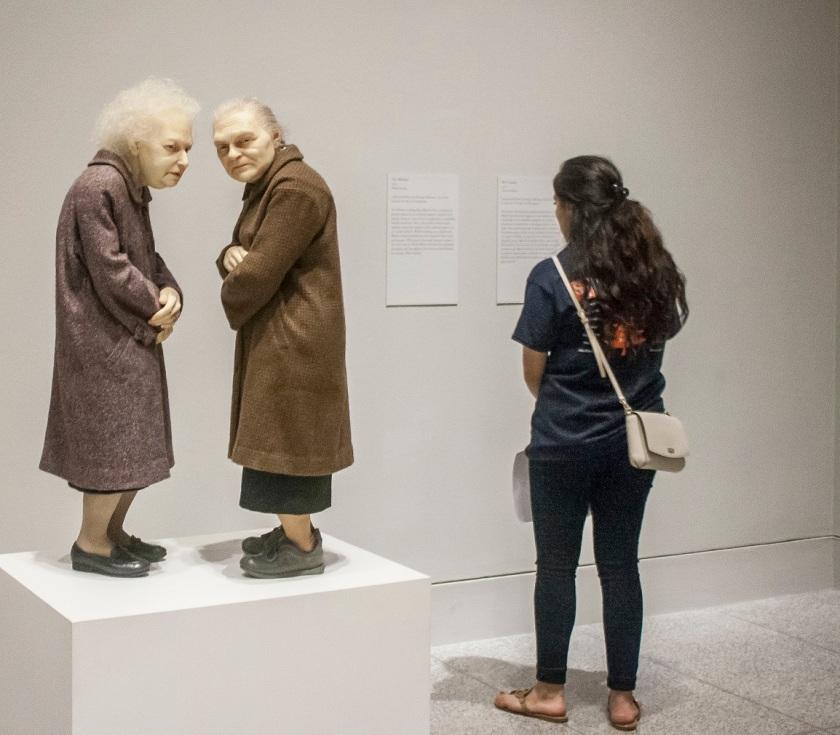 Museum of Fine Arts Houston, MFAH, SHSU, LEAP Center, Center for Law Engagement And Politics, LEAP Center, LEAP Ambassadors, Education, Ron Mueck