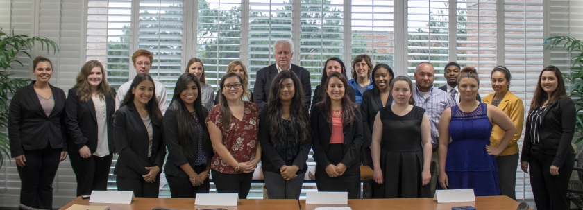 SHSU, Center for Law Engagement And Politics, LEAP Center, LEAP Ambassadors, John Nixon, CIA, Saddam Hussein