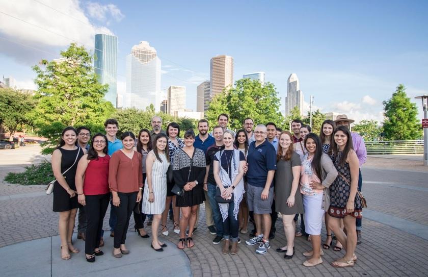 Houston Cistern, LEAP Center, SHSU, Center for Law Engagement And Politics, SHSU, LEAP Ambassadors, Mark Burns