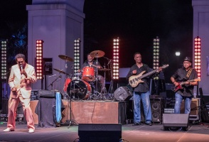 Southern Legislative Conference, Biloxi MS, SHSU, Sam Houston State University, LEAP Ambassadors, Bobby Rush. Blues Music