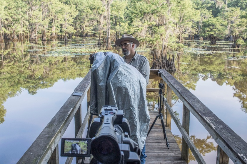 Caddo Lake, Documentary, Mark Burns, SHSU, LEAP Center, LEAP Ambassadors, Photography