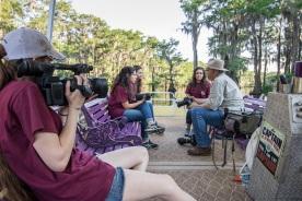 Mark Burns, Documentary, SHSU, LEAP Center, LEAP Ambassadors, SHSU, Photography, Caddo Lake