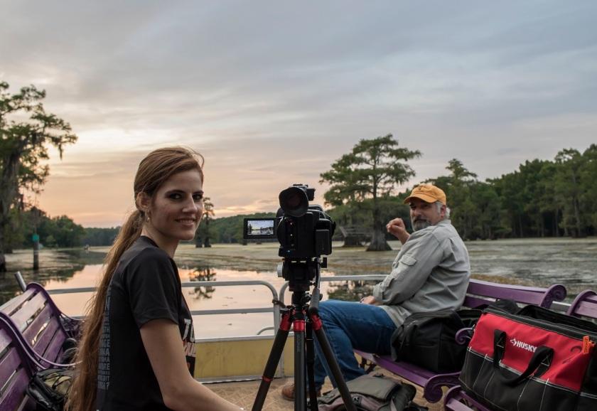 LEAP Center, SHSU, Documentary, Photography, Mark Burns, Caddo Lake