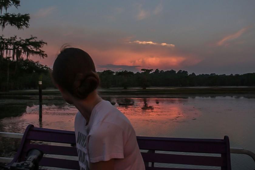 Caddo Lake, SHSU, LEAP Center, Mark Burns, Photography, Documentary