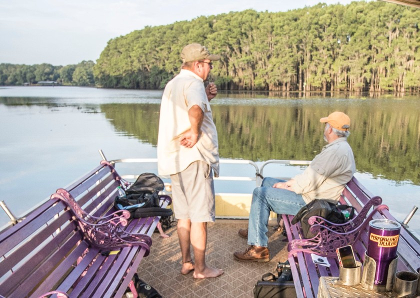 SHSU, LEAP Center, Caddo Lake, Documentary, Mark Burns, Photography