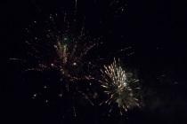 Southern Legislative Conference, Biloxi MS, SHSU, Sam Houston State University, LEAP Ambassadors, Fireworks