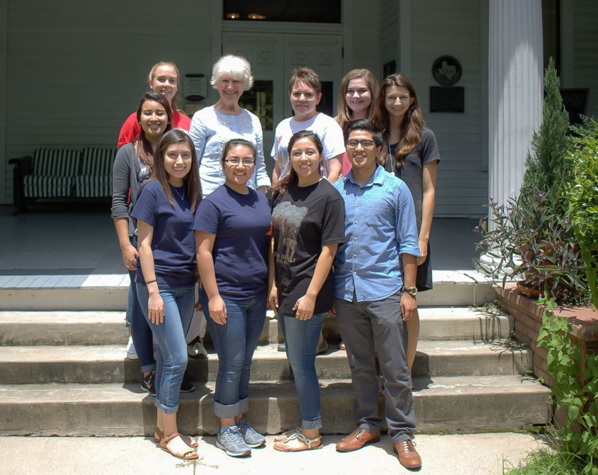 Wynne Home Arts Center, SHSU, LEAP Center, LEAP Ambassadors
