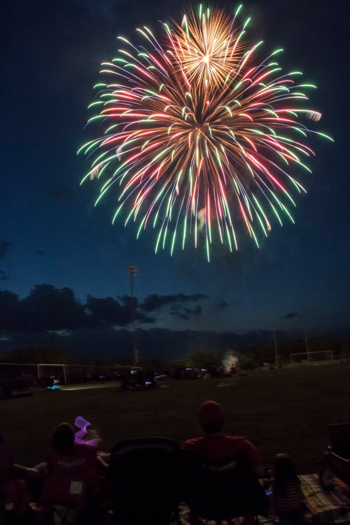 City of Huntsville, Parks and Recreation, July 4th, LEAP Ambassadors, SHSU, LEAP Center, Fireworks