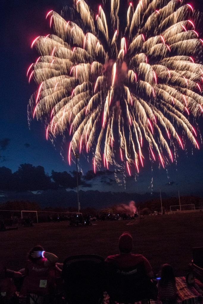 City of Huntsville, Parks and Recreation, July 4th, LEAP Ambassadors, SHSU, LEAP Center, Fireworks