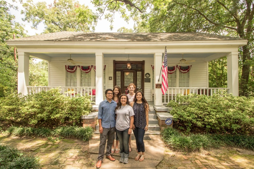 Jefferson Texas, The Grove, SHSU, LEAP Center