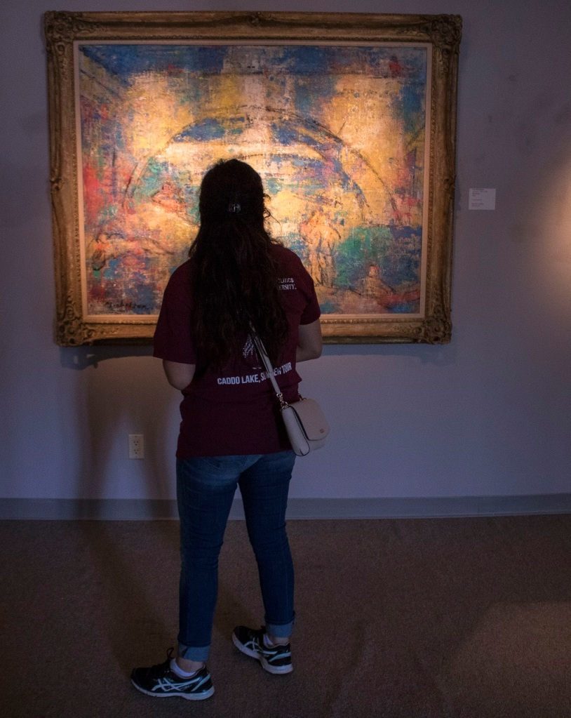 Leo Michelson, Michelson Museum of Art, Marshall Texas, LEAP Center, SHSU