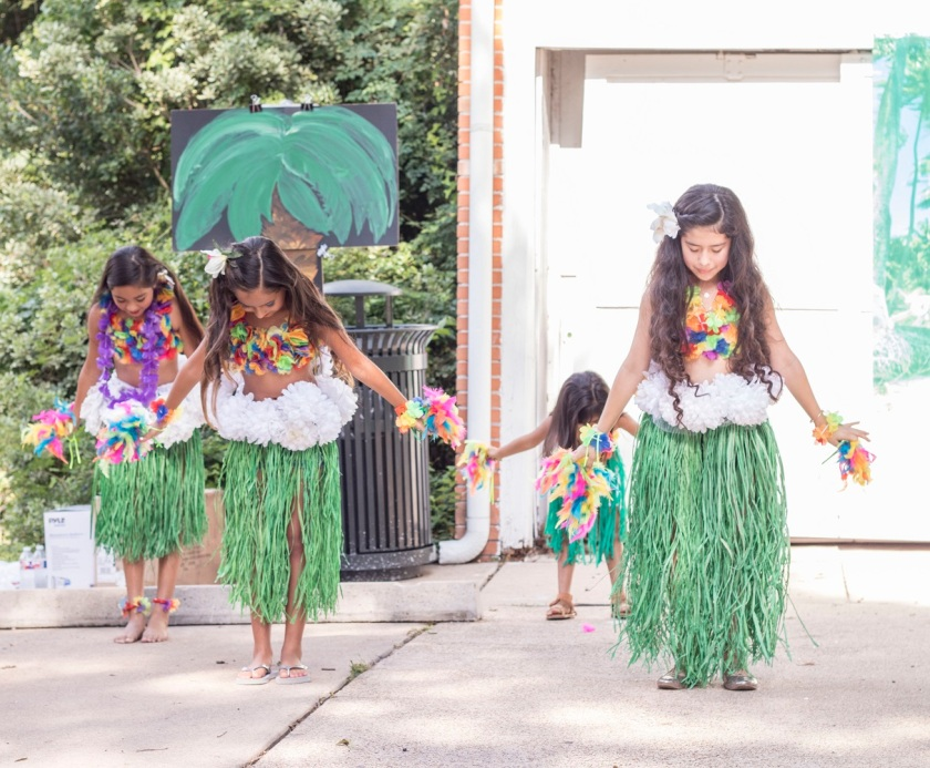 Wynne Home Arts Center, Huntsville Luau, LEAP Ambassadors, LEAP Center, SHSU, Ballet de Folklorico de Huntsville