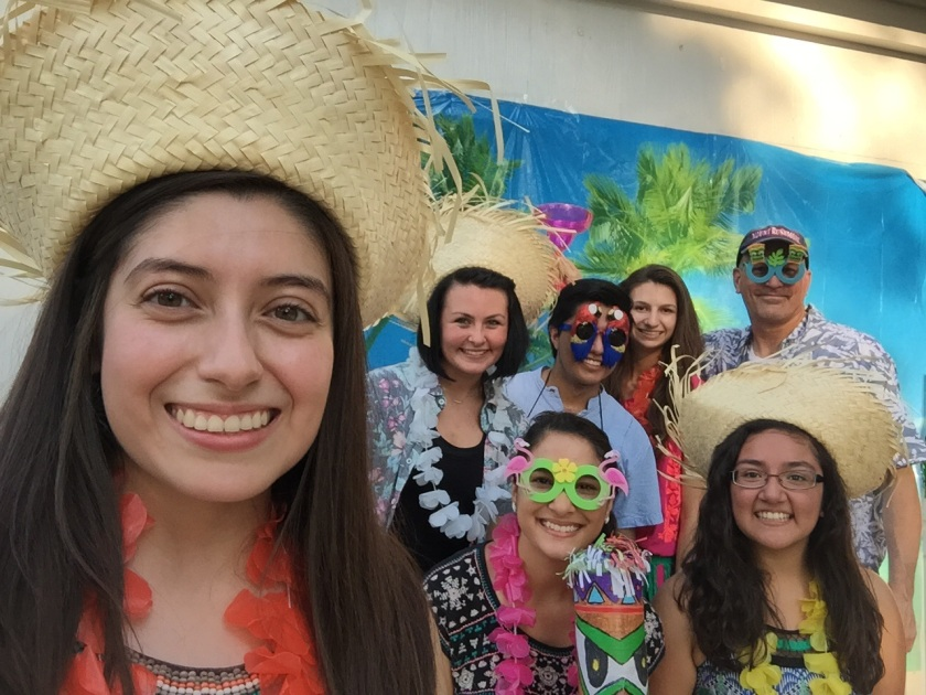 Wynne Home Arts Center, Huntsville Luau, LEAP Ambassadors, LEAP Center, SHSU