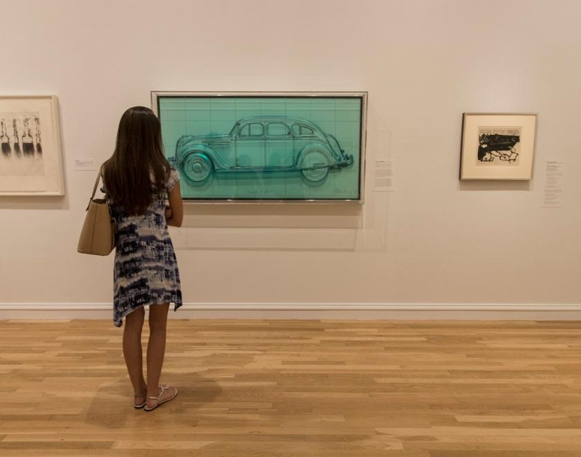 LEAP Ambassadors, LEAP Center, SHSU, Dallas Museum of Art, Claes Oldenburg