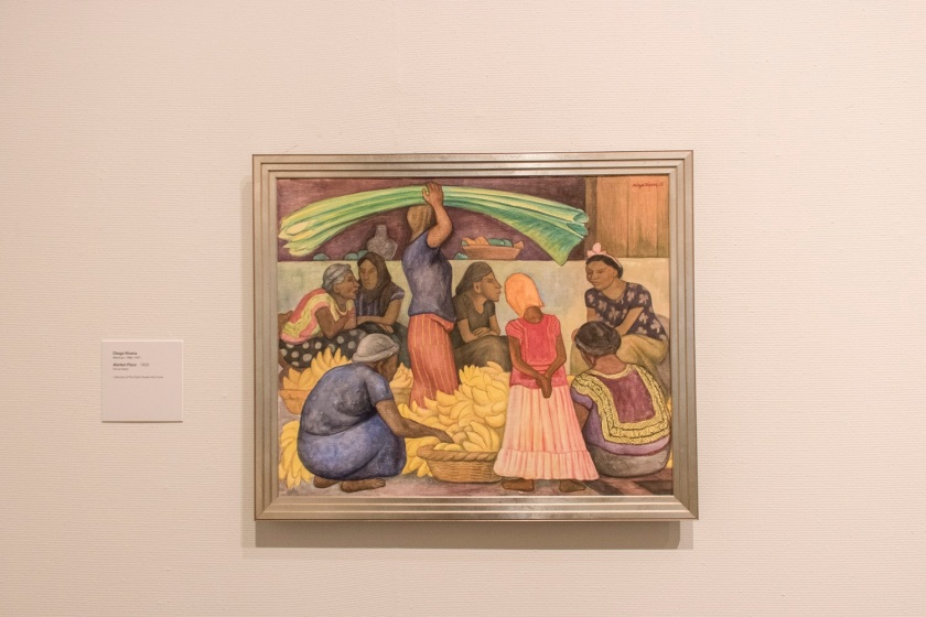 McNay Museum, San Antonio TX, LEAP Center, SHSU, LEAP Ambassadors, Diego Rivera