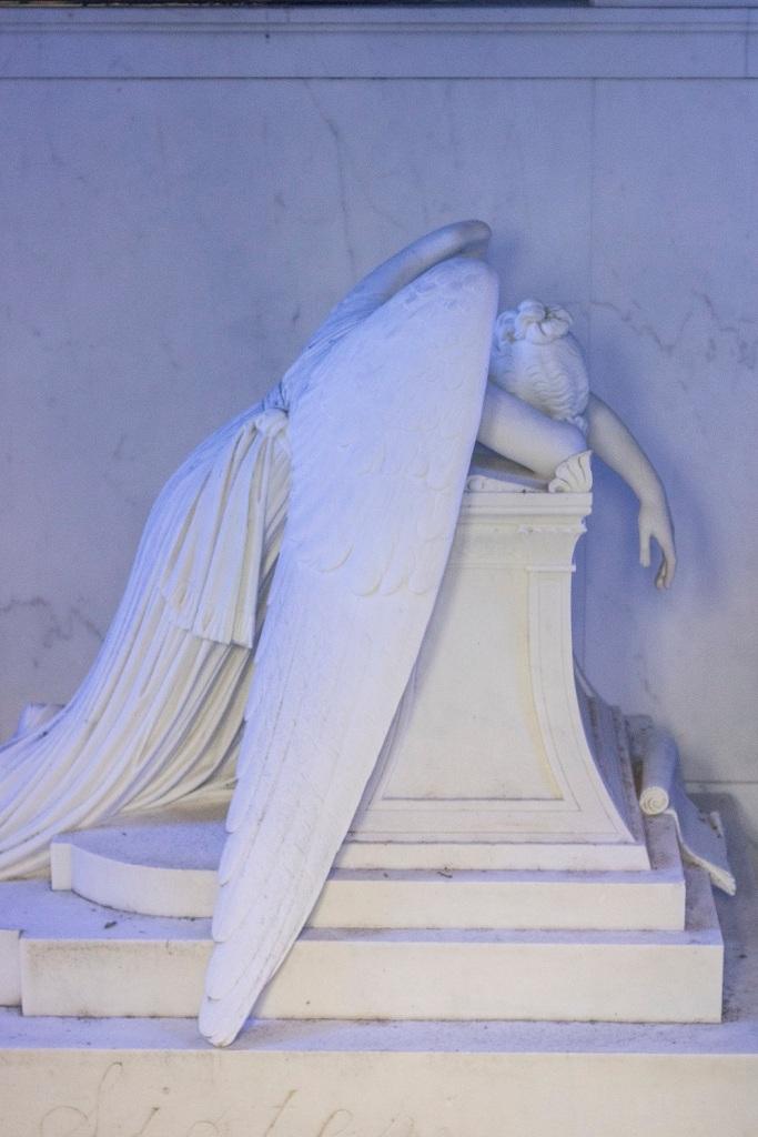 Hyams Cemetery, New Orleans, NOLA, LEAP Ambassador, SHSU
