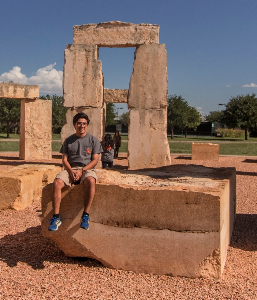 LEAP Center, LEAP Ambassadors, SHSU, Odessa TX, Stonehenge