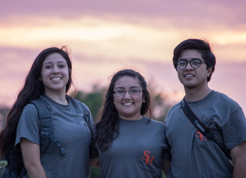 SHSU, LEAP Center, LEAP Ambassadors, Seminole Canyon