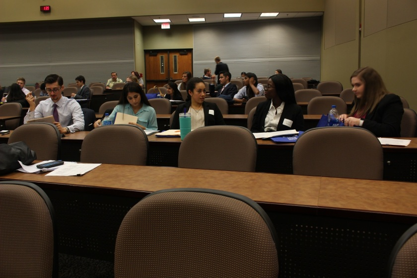 SHSU Moot Court, LEAP Center, UTA, TUMCA