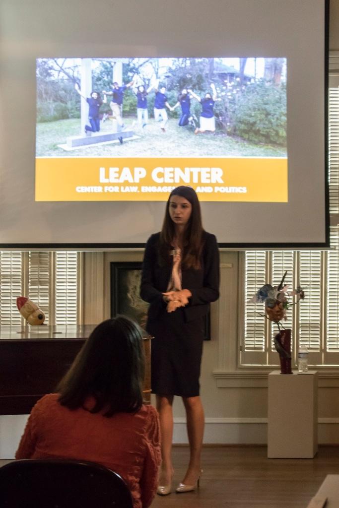 SHSU Alumni Association, LEAP Center, LEAP Ambassadors, SHSU,