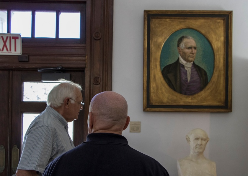 LEAP Center, LEAP Ambassadors, SHSU, Congressman Kevin Brady, Sam Houston Memorial Museum