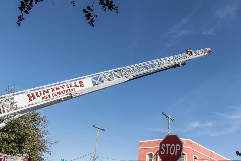 SHSU, LEAP Center, LEAP Ambassadors, Huntsville Main Street, City of Huntsville, Scare on the Square