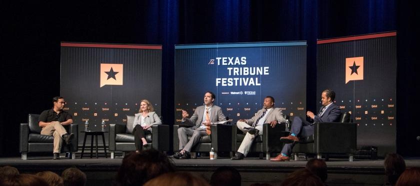 LEAP Center, LEAP Ambassadors, SHSU, Texas Tribune Festival, Cabaza de Vaca, Antonio Garza, Sid Miller