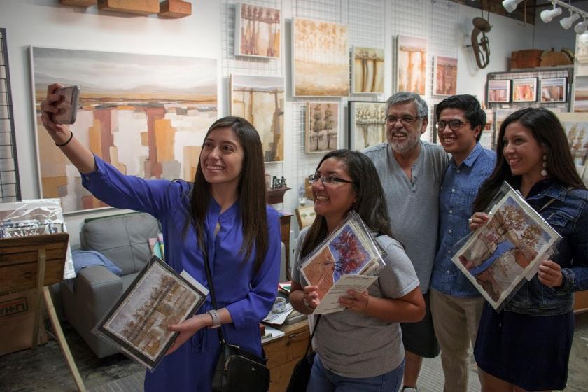LEAP Ambassadors, LEAP Center, SHSU, Austin, Daniel Arredondo