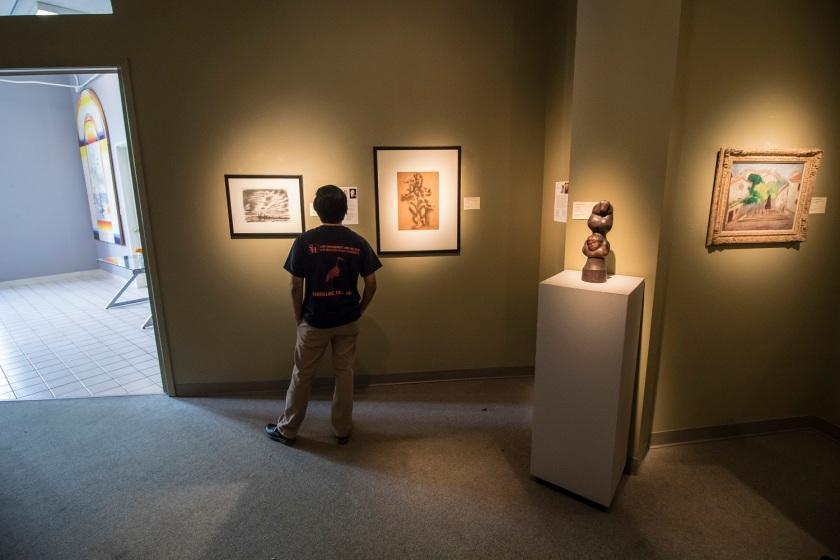 SHSU, LEAP Ambassadors, LEAP Center, Marshall TX, Michelson Museum of Art