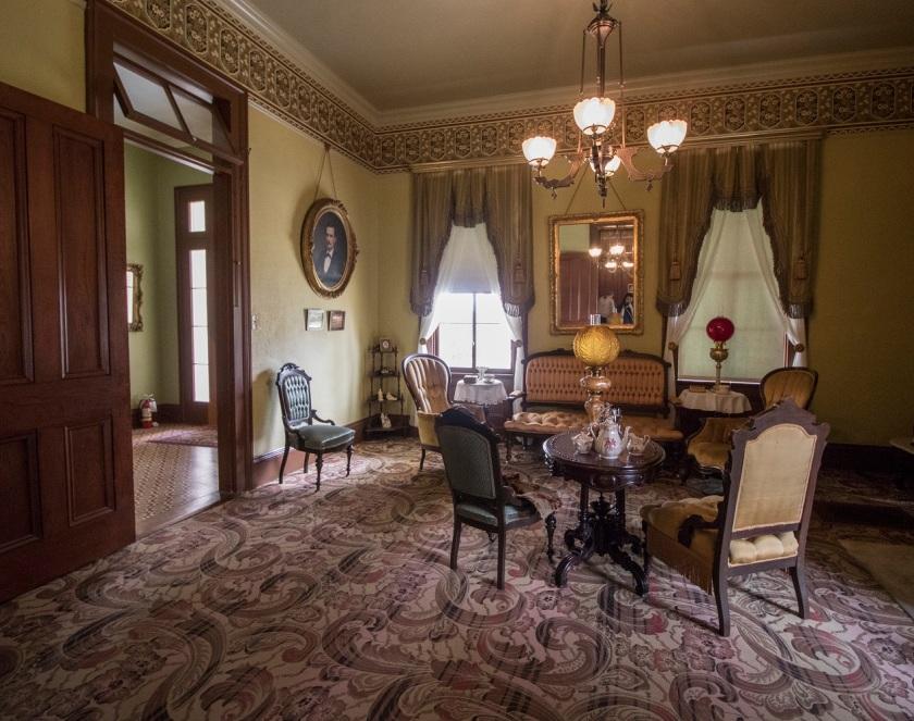 SHSU, LEAP Center, LEAP Ambassadors, Starr Historical Home, Marshall TX