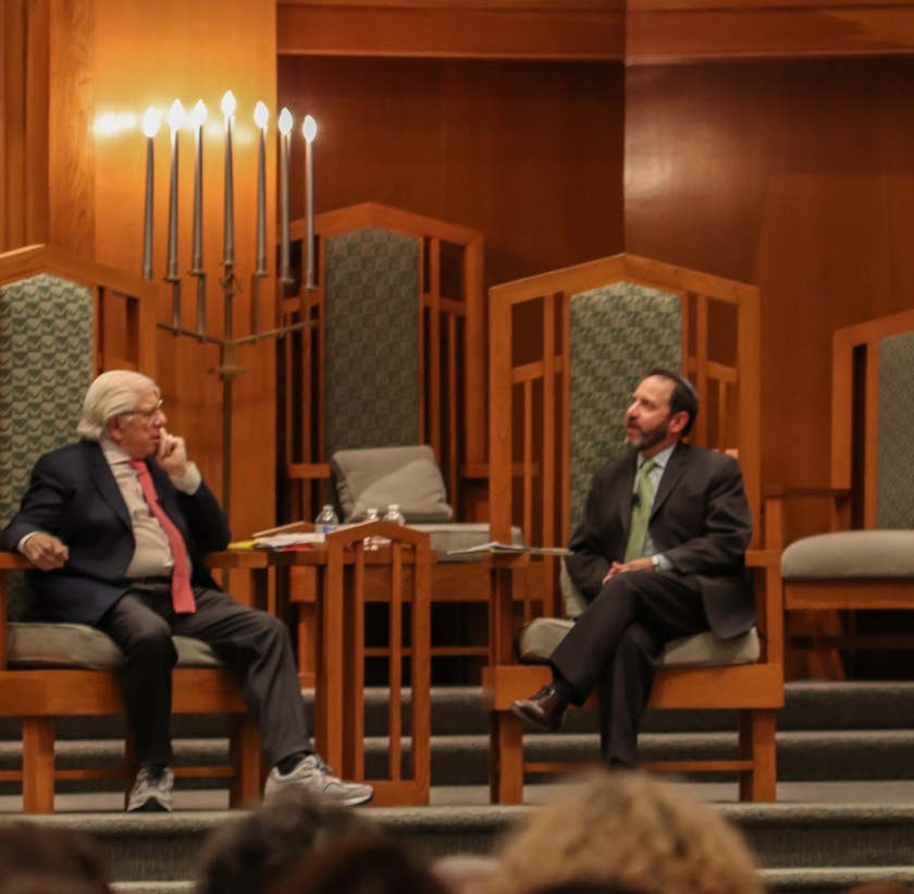 SHSU, LEAP Center, LEAP Ambassadors, Carl Bernstein