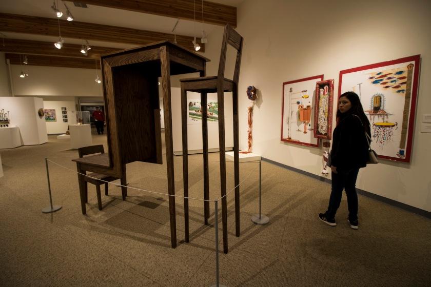 SHSU, LEAP Center, LEAP Ambassadors, Roswell Museum of Art