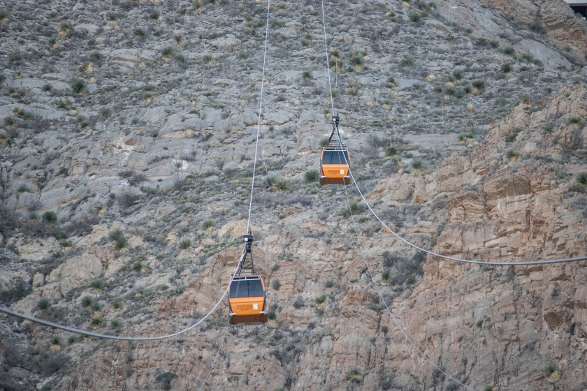 SHSU, LEAP Center, LEAP Ambassadors, Franklin Mountain State Park, Aerial Tramway