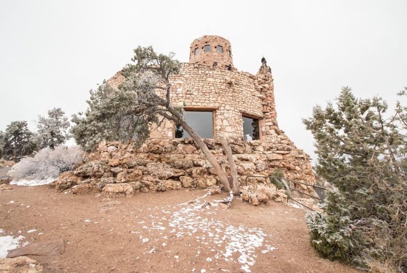 SHSU, LEAP Center, LEAP Ambassadors, Grand Canyon, Travel, Watchtower