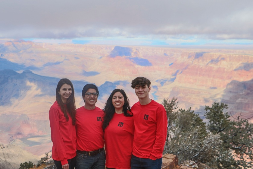 SHSU, LEAP Center, LEAP Ambassadors, Grand Canyon, Travel