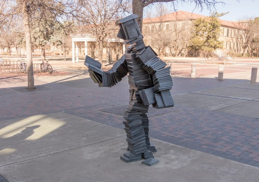 SHSU, LEAP Center, LEAP Ambassadors, Lubbock, Texas Tech University Public Art Collection, Terry Allen