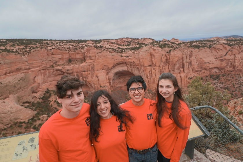 SHSU, LEAP Center, LEAP Ambassadors, Navajo National Monument