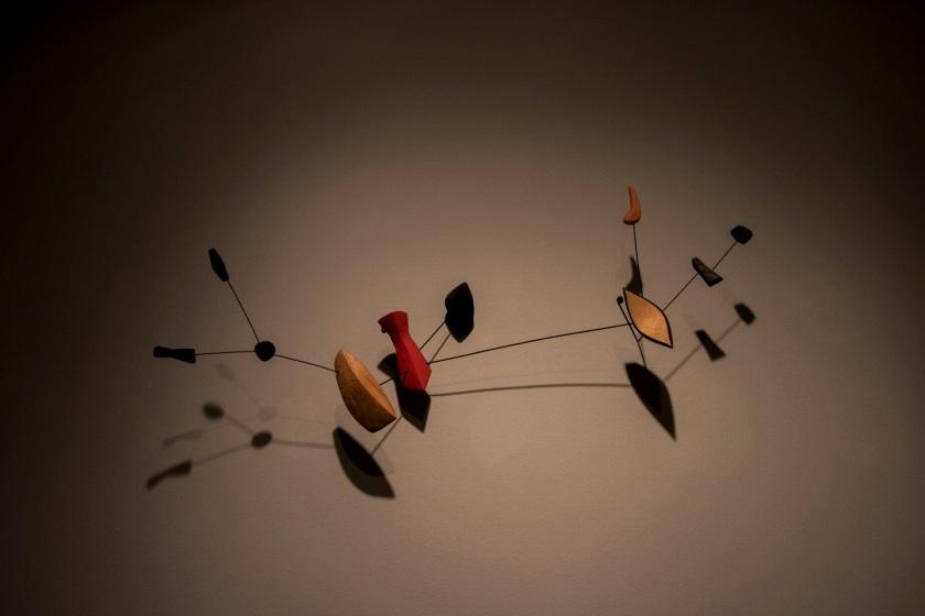SHSU, LEAP Center, LEAP Ambassadors, Phoenix, Phoenix Art Museum, Alexander Calder