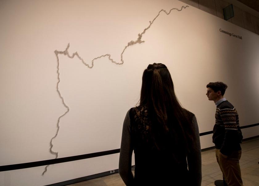 SHSU, LEAP Center, LEAP Ambassadors, Phoenix, Phoenix Art Museum, Maya Lin