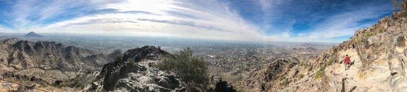 SHSU, LEAP Center, LEAP Ambassadors, Phoenix, Piestewa Peak