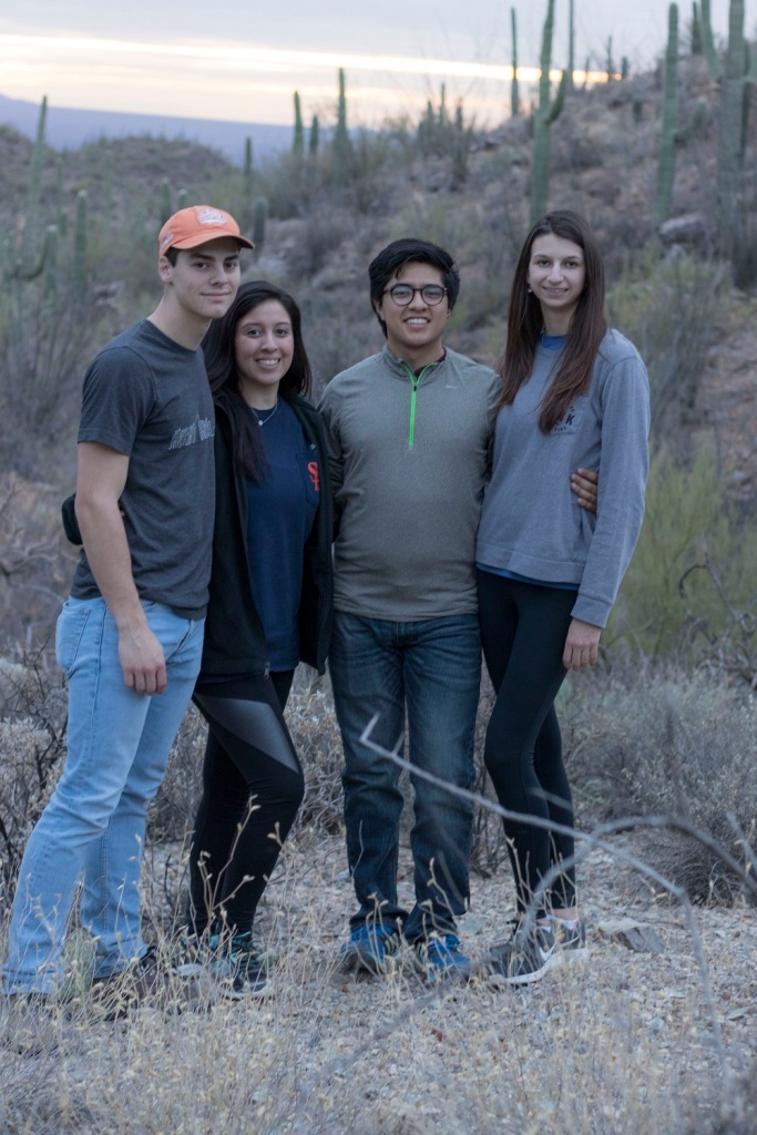 SHSU, LEAP Center, Saguaro National Park, Arizona, Gould Mine Trail
