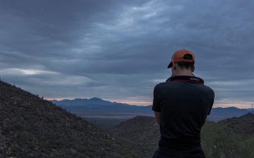SHSU, LEAP Center, Saguaro National Park, Arizona, Tucson, Ryan Brim