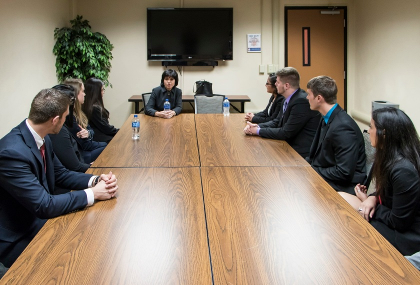 SHSU, LEAP Center, LEAP Ambassadors, Chairman Christi Craddock, Texas Railroad Commission