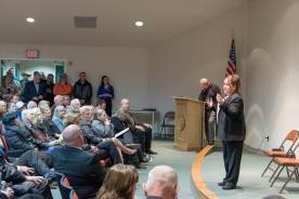 SHSU, LEAP Ambassadors, Walker County Republican Women