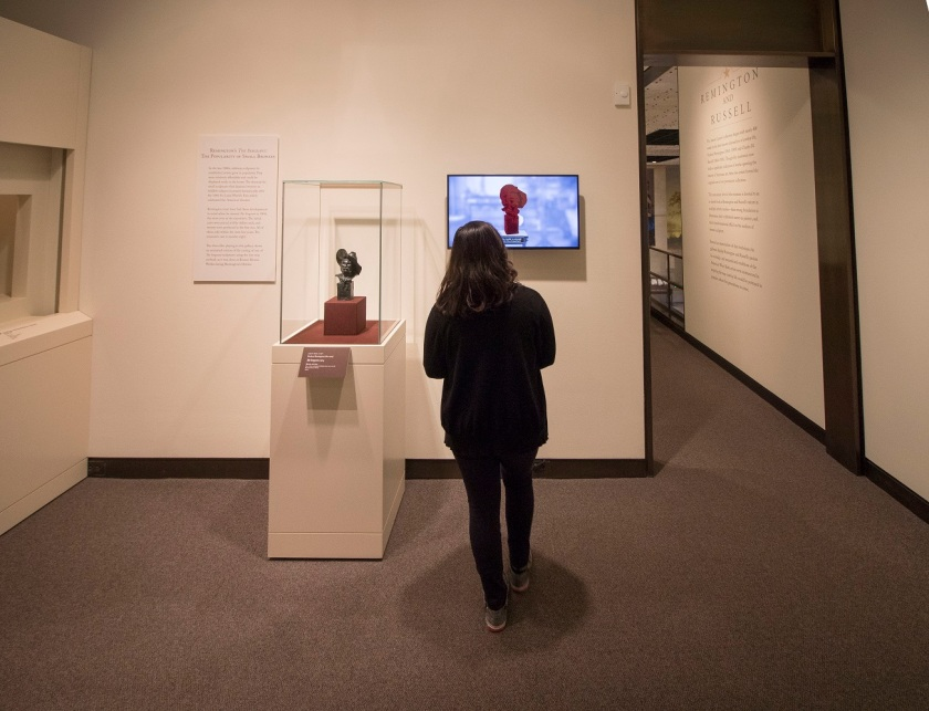 SHSU, LEAP Center, LEAP Ambassadors, Amon Carter Museum, Fort Worth, Frederic Remington