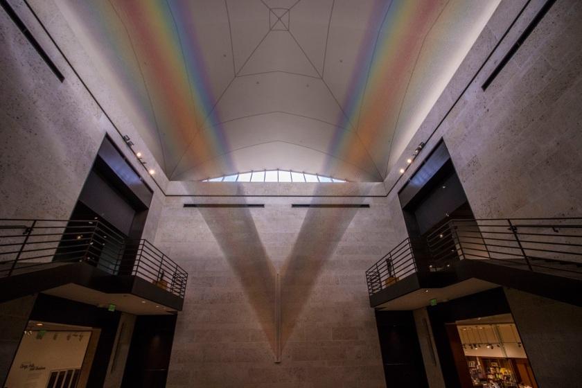 SHSU, LEAP Center, LEAP Ambassadors, Amon Carter Museum, Fort Worth, Gabriel Dawe
