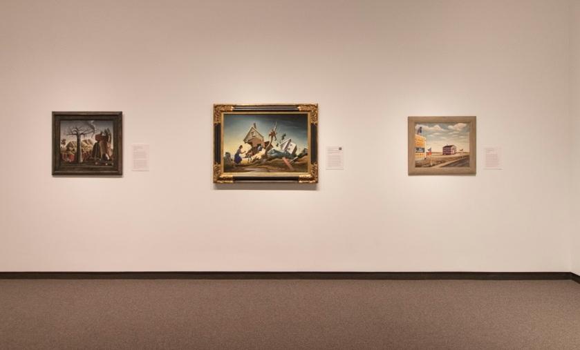 SHSU, LEAP Center, LEAP Ambassadors, Amon Carter Museum, Fort Worth, Regionalism