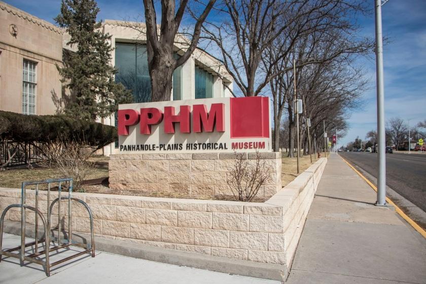 SHSU, LEAP Ambassadors, LEAP Centers, Canyon Texas, Panhandle Plains History Museum